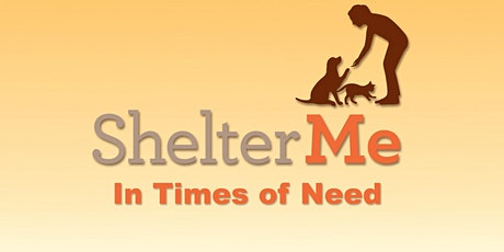 Free Shelter Me Screening and orientation for bottle feeders and  fosters tickets
