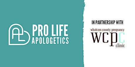 Pro Life Apologetics Training tickets