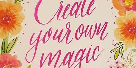 Create Your Own Magic - Vision Board to Manifest your Dreams Workshop tickets