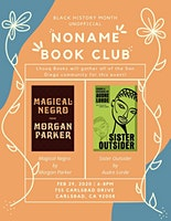 Unofficial Noname's Book Club San Diego
