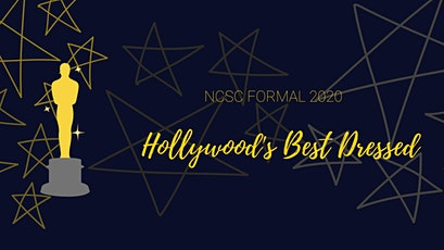 NCSC Formal 2020 - Hollywood's Best Dressed tickets