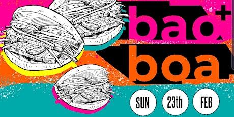 Honkas MARDI GRAS - BOAS + BAOS tickets