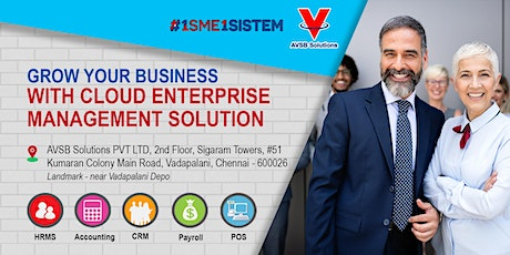 Grow Your Business with Cloud Enterprise Management Solution. tickets
