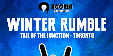 Winter Rumble @ Tail Of The Junction tickets