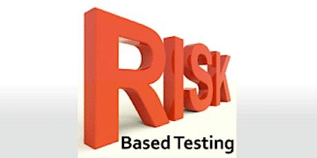 Risk Based Testing 2 Days Training in Hamburg tickets
