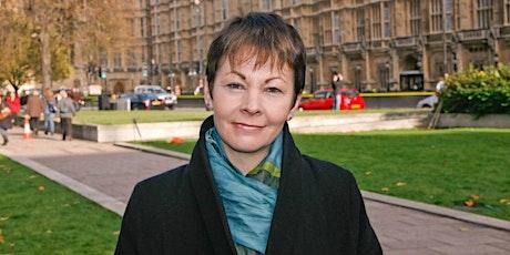 SPERI public event: In Conversation with Caroline Lucas MP tickets