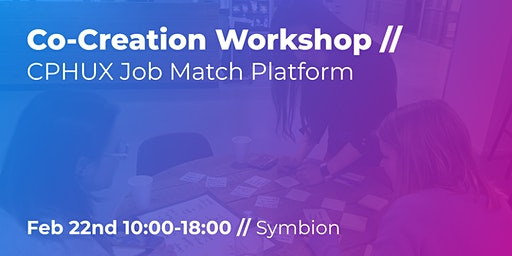 Co-Creation Workshop // Job Match Platform