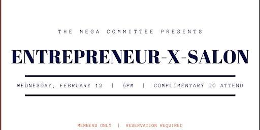 Entrepreneur X Salon - Monthly Series