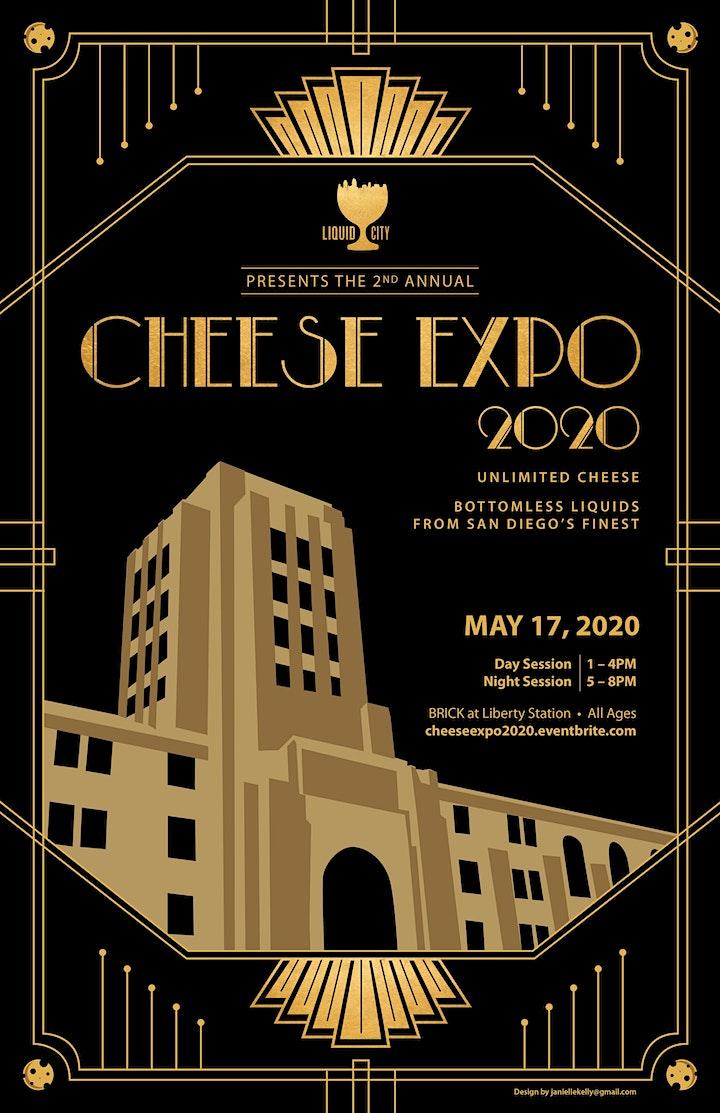 LIQUID CITY: Cheese Expo 2022 image