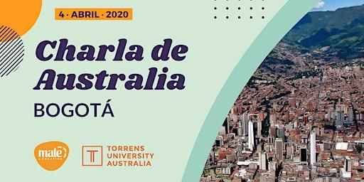 Charla de Australia | Bogotá
