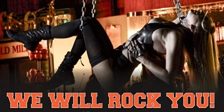 Rock and Roll Burlesque Show on First Friday's tickets
