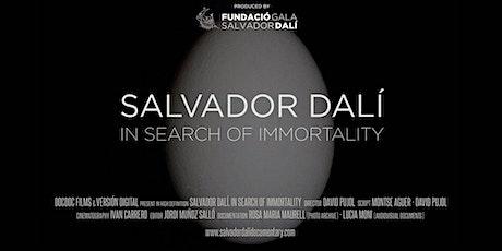 Salvador Dali: In Search Of Immortality - Brisbane Premiere - Tue 10th Mar tickets
