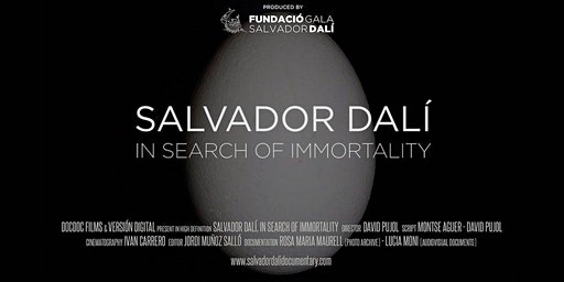 Salvador Dali: In Search Of Immortality - Brisbane Premiere - Tue 10th Mar
