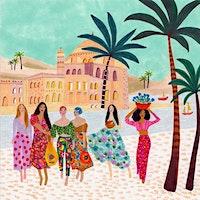 Creemos juntas un espacio dedicado al bienestar de las mujeres en Barcelona - Segunda reunion