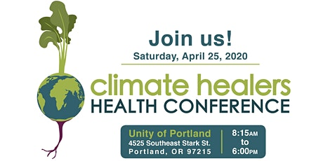 CLIMATE HEALERS HEALTH CONFERENCE tickets