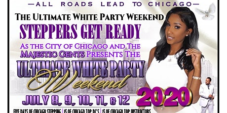 Ultimate White Party 2020 tickets