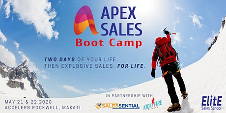 Apex Sales Boot Camp tickets