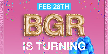 Brown Girl Recovery Turns 3! tickets