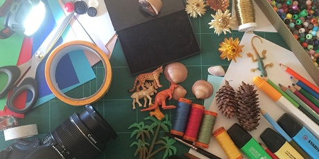Makerspace for Kids - Stop Motion Film Tickets