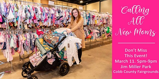 All 4 Kids Marietta Consignment Event - First Time Moms Presale - all4kids.com