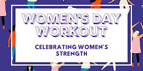 International Women's Day Workout! tickets