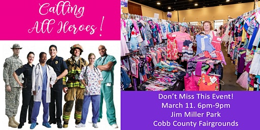 All 4 Kids Marietta Consignment Event - Heroes Presale - all4kids.com