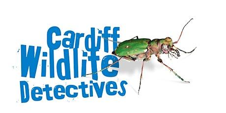 **CANCELLED** Cardiff Wildlife Detectives - Ditectifs Bywyd Gwyllt Caerdydd tickets