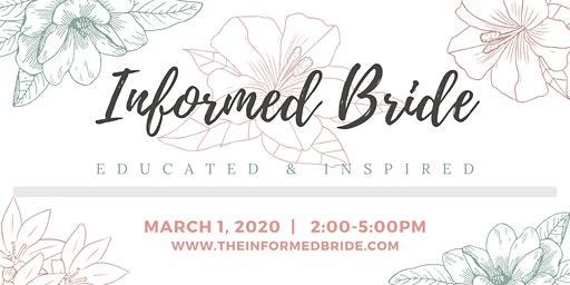 The Informed Bride Workshop 2020