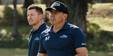 Coaching speed for the field athlete with Roger Fabri - Sunshine Coast tickets