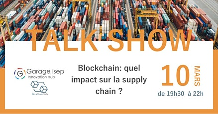 Talkshow Blockchain billets
