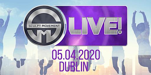 Sculpt Movement LIVE