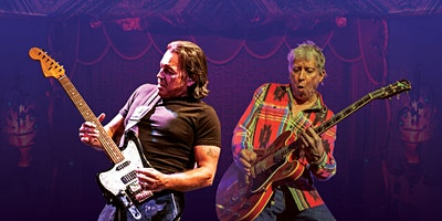 Elvin Bishop's Big Fun Trio & Tommy Castro and The Painkillers