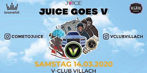 JUICE - Juice goes V