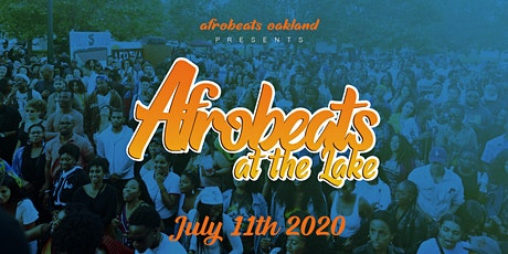 Afrobeats at the Lake 2020 tickets