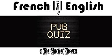 FrenchmeetEnglish - Quiz Night Thursday billets
