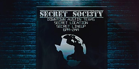 LIVE MUSIC CAPITAL ™ SECRET SOC13TY tickets