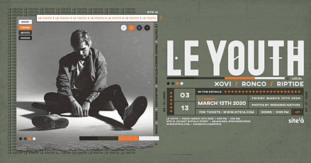 LE YOUTH [at] SITE 1A tickets