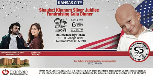 Fundraising  Gala Dinner in Kansas City