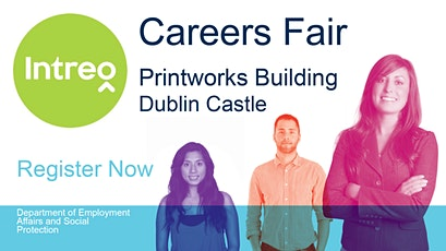 Intreo Careers Fair 2020 tickets
