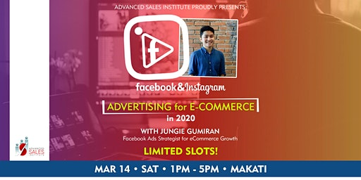 Facebook and Instagram Advertising for E-commerce