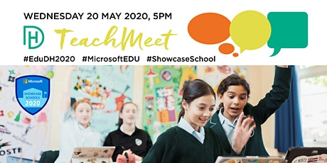 Downe House TeachMeet - #EduDH20 tickets