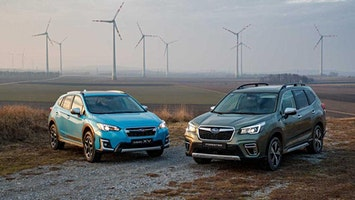 Metti alla prova la Nuova Gamma Subaru e-Boxer - Treviso