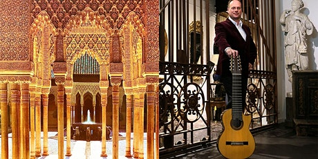 El Vito, A Musical and Visual Journey through Spain with Guitarist Matthew Fagan - Swan Hill tickets