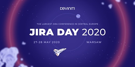 Jira Day 2020 - 8th edition (EUR) tickets