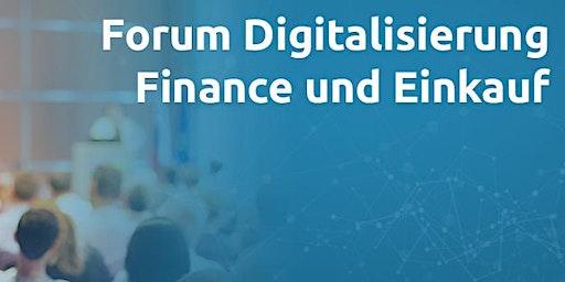 Forum Digitalisierung in Finance und Einkauf
