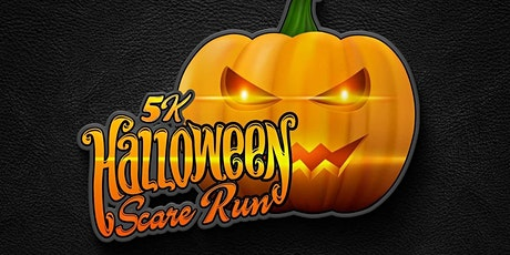 Halloween Scare Run 5k Race and After Party tickets