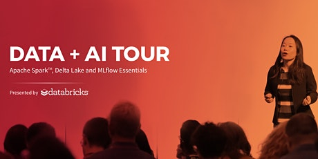 Data + AI Tour (presenté par Databricks) - Paris billets