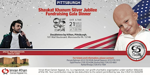 Fundraising Gala Dinner in Pittsburgh
