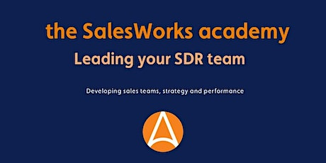 Leading your SDR team tickets