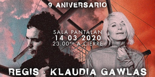 9ºaniversario Go!events@Regis+Klaudia Gawlas@pantalan